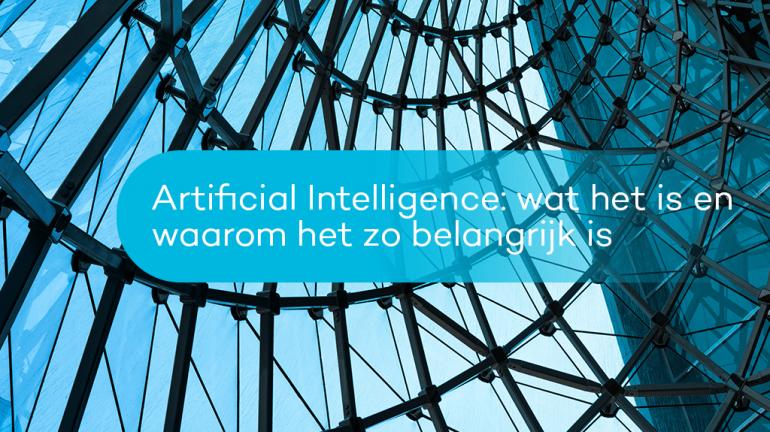 Wat is Artificial Intelligence
