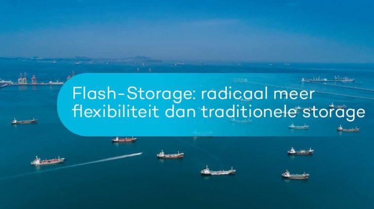 Flash-Storage: radicaal meer flexibiliteit dan traditionele storage